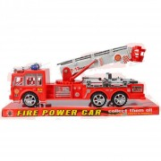 Juguete Camion De Bombero C/escalera 30cm