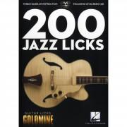 Hal Leonard 200 Jazz Licks DVD