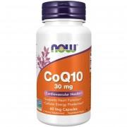Now Foods Koenzym Q10 30 mg 60 kapslí - 60 kapslí