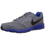 Nike Men's Air Relentless 4 Msl Cool Grey,Black,Game Royal Running Shoes -10 UK/India (45 EU)(11 US)