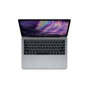 MacBook Pro 13, Intel i5, 2.3GHz, SSD 128GB, 8GB RAM - MPXQ2 (Cinza Espacial)