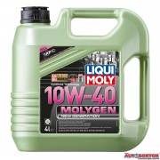 Molygen New Generation 10W-40 spec. motorolaj 4l