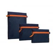 Crumpler Zippie Pouch Organiser marineblau/orange