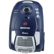 Hoover Bv71_bv30011 Brave Aspirapolvere Con Sacco 700 Watt Classe A Colore Blu