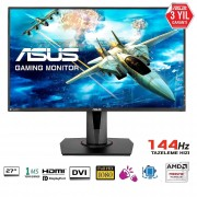"Asus VG278Q 27"" 1ms 1080p Full HD 1920x1080 HDMI DVI Gaming Oyuncu Monitörü"