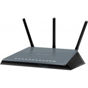 Router Wireless Netgear R6400, Gigabit, Dual Band, 1750 Mbps, 3 Antene externe
