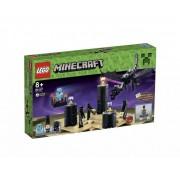Драконът Ender LEGO® Minecraft 21117