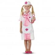 Play Fun Sjuksköterska Kläder för barn 3-5 år