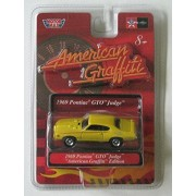 Motor Max Backlot American Graffiti Edition 1969 Pontiac Gto Judge, 73600 Ag