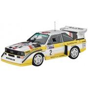 Scalextric C3634 Audi Sport Quattro E2 Mikkola Slot Car (1:32 Scale)
