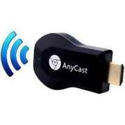 Fleejost WiFi HDMI Dongle Wireless Display for iPhone Ipad Windows Pc Android Tablets to TV Selector Box Airplay WiFi Di