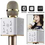 Karaoke Bluetooth Mic Speaker For Singing