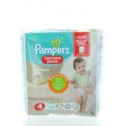 Pampers scutece chilotel nr. 4 9-14 kg 22 buc Premium Care
