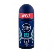 Nivea Men Dry Active 48h антиперспирант 50 ml за мъже