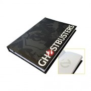 FACTORY ENTERTAINMENT Ghostbusters Black Leather Journal Diario