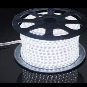 Furtun Luminos cu Banda 6000 LEDuri SMD5050 Alb Rece Rola 100m VR
