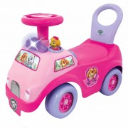 Kiddieland Ride-On Car Paw Patrol Skye & Everest Pink 055079