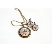 Set bijuterii model traditional 0622