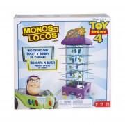 Pack 2 Juegos De Mesa, Uno + Monos Locos Toy Story 4 Mattel