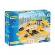 Kid Cars 3D- constructii autostrazi cu masini 53340 Wader