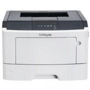 Laserprinter Lexmark MS310d zwart/wit