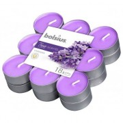 Bolsius True Scents geurtheelicht 18 stuks lavendel