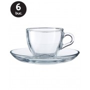 Set Cesti Pasabahce Basic - Espresso 90 ml