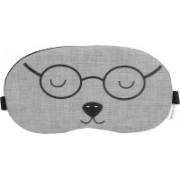 Skylofts Grey Specy Eye Mask Sleeping Masks Super Soft & Smooth Travel Masks with Ice Pack Eye Shade(Grey)