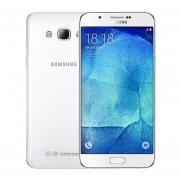 Samsung Galaxy A8 A8000 5.7 Pulgadas FHD Octa Core Android 5.1 2 GB RAM 16 GB ROM Blanco