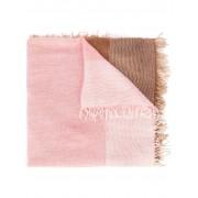 Faliero Sarti шарф дизайна колор-блок Faliero Sarti