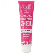Cocoa Brown Instant Tan Bronzing Gel Shimmer, 150 ml