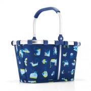 reisenthel Einkaufskorb carrybag XS ABC friends blue