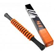 Roller masaj stick cu 13 role portocalii (cod R125-1)