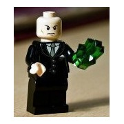 Lego: Superheroes - Lex Luthor with Kryptonite