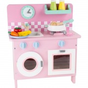 Merkloos Roze keuken 40 x 20 x 45 cm - Action products