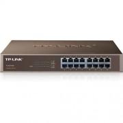 Switch TP-LINK TL-SG1016D, 16 x 10/100/1000Mbps, Desktop/Rackmount