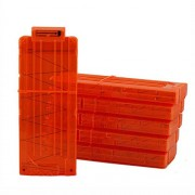 Alcoa Prime 12 Dart Quick Reload Clip System Darts for Nerf N-strike Elite Blaster Toyecz