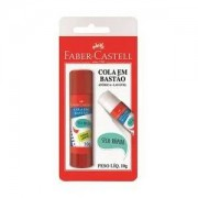 Faber Castell Cola Bastão - 10g - Faber-Castell - Faber Castell