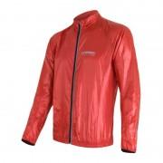 Férfi dzseki Sensor Parachute Extralite piros 14100001