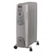 Simbio, Radiator (calorifer) electric pe ulei, 9 elementi, 3 trepte, 2000W