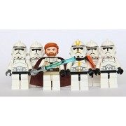 LEGO Star Wars - Commander Obi Wan & 5 Clone Trooper Army