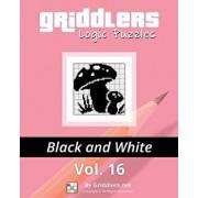 Griddlers Logic Puzzles: Black and White, Paperback/Rastislav Rehak