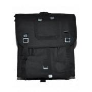 Plecak wojskowy, czarny - KOSTKA