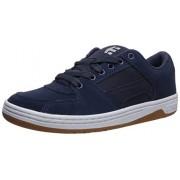 Etnies Senix Lo Zapatillas de Skate para Hombre, Azul Marino/Blanco/Chicle, 6.5 US