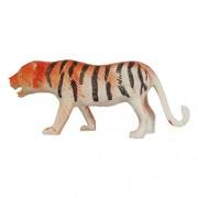 Anbau Set of Natural Wild Animal Model Figure Toy Milk Cow Camel Lion Tiger Elephant Giraffe Kids Creative Toy Gift