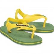 Havaianas Brasil Logo - Sandały Dziecięce - 4140577 0078