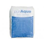 Regeneráló sótabletta vízlágyítókhoz 25 kg - purAqua