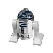 Lego Star Wars Minifigure R2-D2 Astromech Droid (2014)