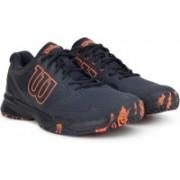 Wilson Kaos Comp Ac Tennis Shoe(Navy)