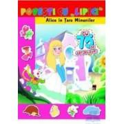 Povesti cu lipici - Alice In Tara Minunilor